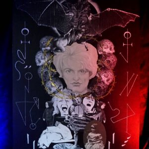 Myra Hindley's Hunger Collage
